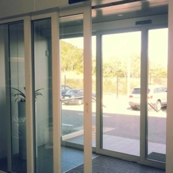 Frost Telescopic Sliding Doors