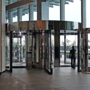 Grand Hyatt Macau Tournex Doors