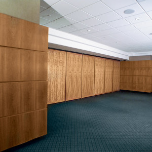 Reserve Bank Acoustic Walls