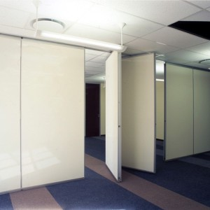 Standard Bank Acoustic Walls