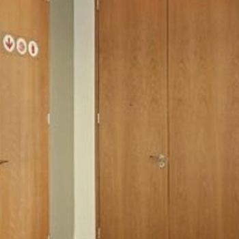 Pyrocoust Acoustic Fire Door