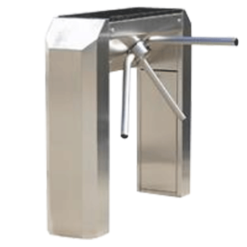 Waist Height Streamline Turnstile