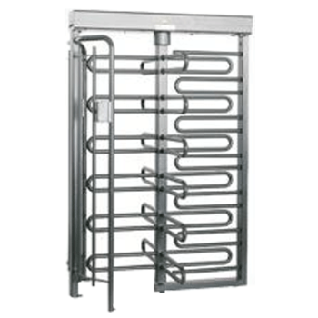Full Height High Security Turnstiles